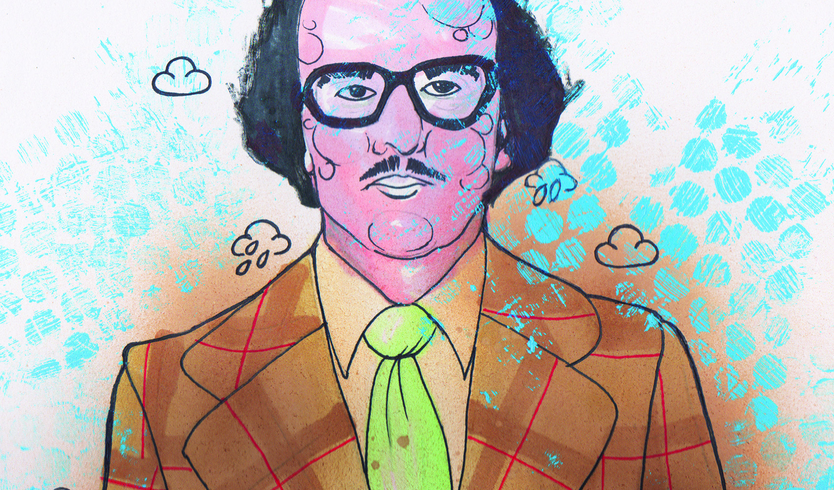 Unlikely Style Icon: Michael Fish