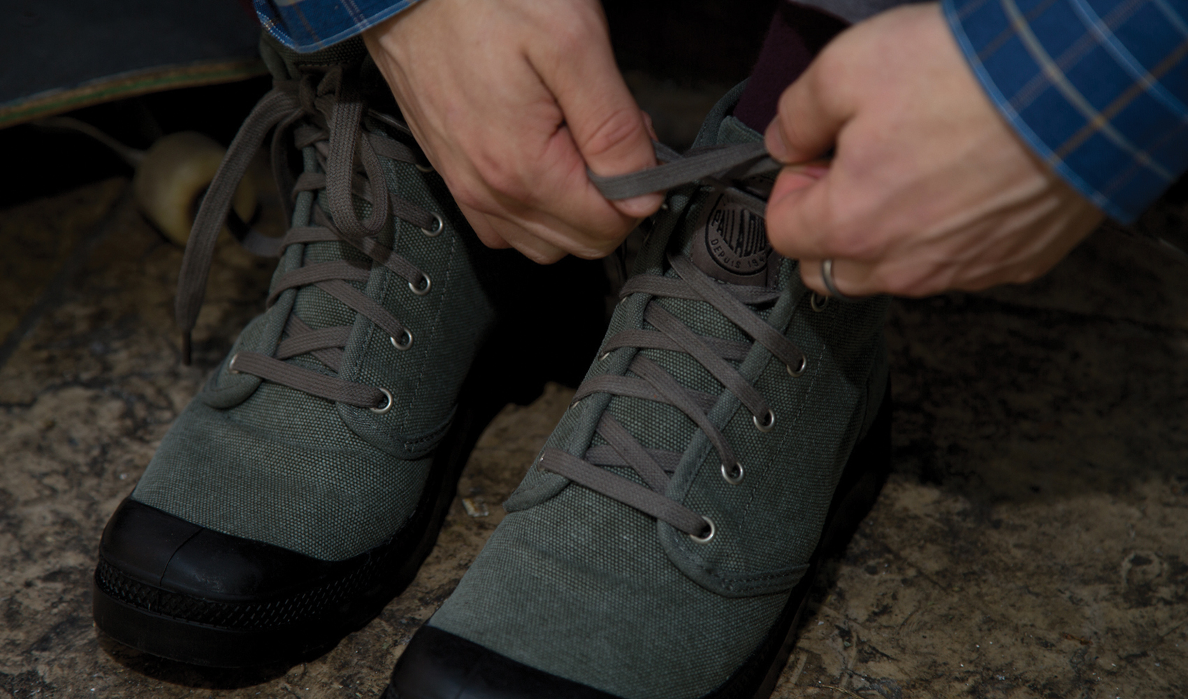 Endless Summer: Palladium Boots