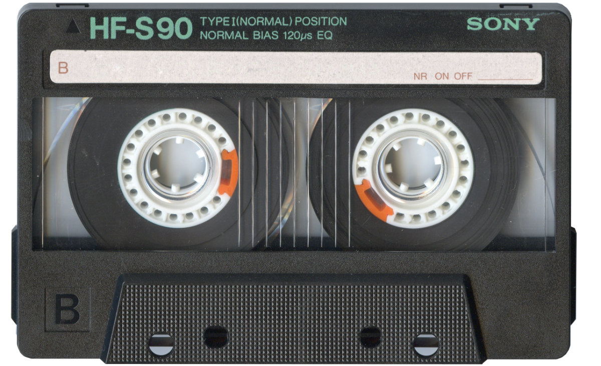 Cassettes Are Back: Stones Throw Records