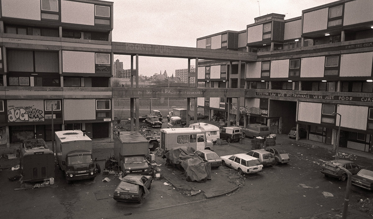 Hulme Estate: The Best of Times, The Worst of Times
